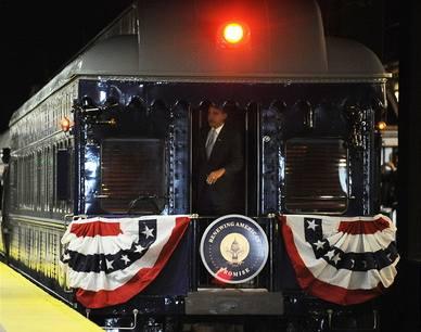 Obama zahájil oslavu své inaugurace