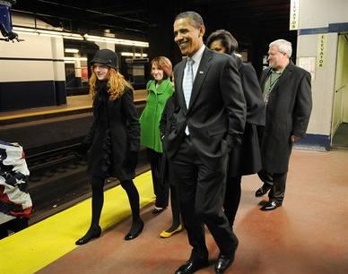 Zpravodaj LN: Obama je i na jízdence
