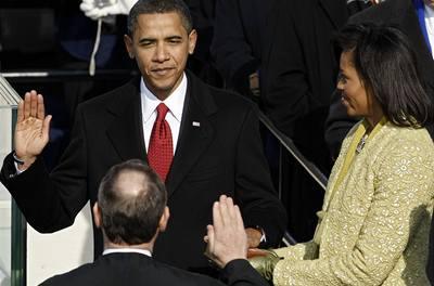Obama si pro jistotu zopakoval slib