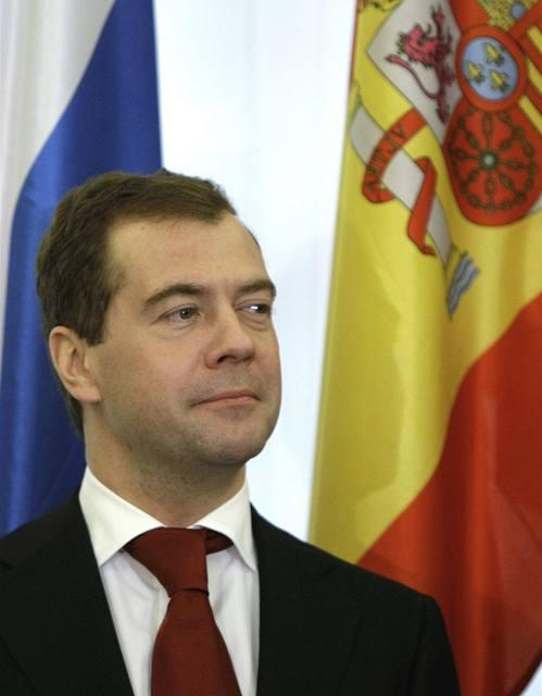 Apríl o Medveděvově limuzíně obletěl svět
