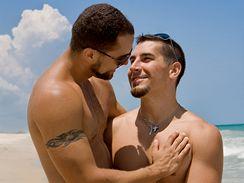 homosexuální sexuální omezení