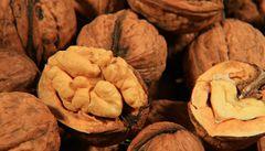 Vlašské ořechy jsou dobré pro zdraví spermií