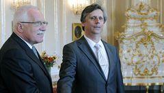 Paroubek chce Kohouta jako vicepremiéra