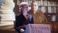Nominace na Magnesiu Literu rozdány. O titul Kniha roku soutěží 24 knih
