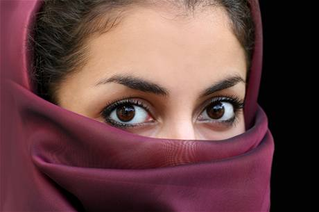Arabky soutěží o titul zahalené královny krásy