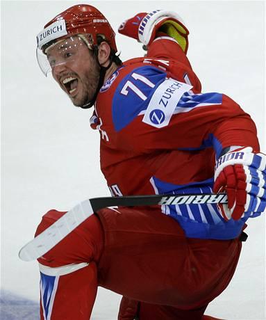 Radulov posunul Rusko do finále