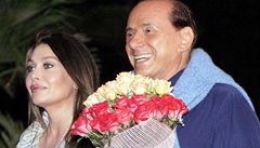 Berlusconiho manželka žádá po rozvodu 3,5 milionu eur měsíčně