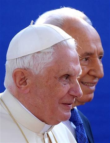 Papežova cesta pokračuje do Betléma