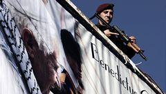 Izraelská zeď je tragédie, řekl papež