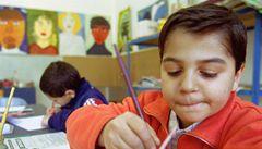 Každé třetí romské dítě navštěvuje 'zvláštní' školu
