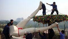 Sexuální park v Číně úřady zakázaly