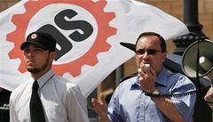 Vandas a pět členů DSSS dostali za projevy na 1.máje podmínku