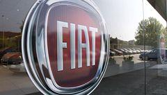 Moody's snížila rating italské automobilky Fiat