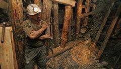 Ukrajina: Výbuch plynu zabíjel horníky