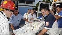 Požár v Mexiku pohltil třicet dětí