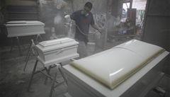 Mexiko sčítá a pohřbívá mrtvé děti po hrůzném požáru