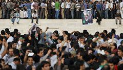 Írán přepočítá hlasy, Ahmadínežád je prý až třetí