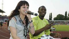 Famózní Bolt na stovce: V Ostravě za 9,77. Ale s nepovoleným větrem