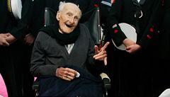 V Británii zemřel ve věku 113 let nejstarší muž světa