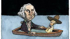 Punková ryba, Čína, krize a Obama
