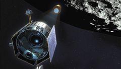 Družice pro hledání vody dorazila k Měsíci