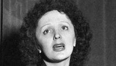 V Paříži se budou dražit milostné dopisy Edith Piaf