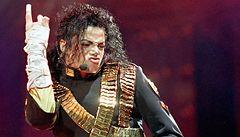 Vydražila se Jacksonova rukavice, kytara Elvise i model ještěra