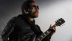 Lenny Kravitz si zahraje ve filmu soulového zpěváka Marvina Gaye