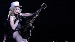 Madonna: Ať žije král!