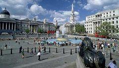 Londýn zvažuje zákaz kouření na Trafalgar Square