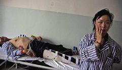 Při potlačení protestu Ujgurů na západě Číny zabito 156 lidí
