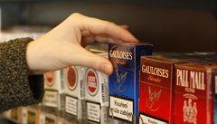 Kouření se prodraží. Krabička cigaret bude stát o čtyři koruny víc