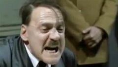 Hitlera rozzuřeného nad iPhonem už na YouTube neuvidíte