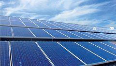 U odkaliště uranového dolu Rožná vznikne velká solární elektrárna