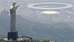 Brazilské náklady na světový šampionát ve fotbale? 753 miliard
