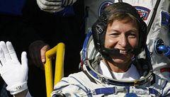 Sojuz se netrefil na přístání