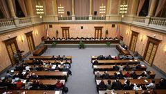 Senátoři znovu posílají Lisabonskou smlouvu před Ústavní soud