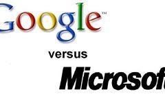 Google v. Microsoft: připravuje se souboj titánů