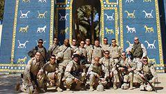 UNESCO konstatuje poničení Babylonu spojeneckými vojáky