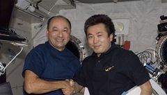 Japonští vědci se třesou na měsíc špinavé spodky astronauta
