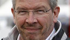 Šéf nejlepší stáje formule 1 Brawn GP nejspíše přijde o řidičák