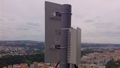 Bezdrátový internet WiMAX od ČRa pokryje do konce října 25 měst