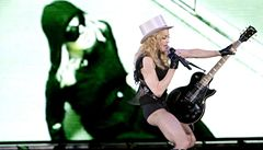 Deštníky a kamery musí nechat návštěvníci čtvrtečního Madonnina koncertu doma