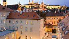 Čínská společnost kupuje pražský luxusní hotel Mandarin Oriental. Cena neznámá