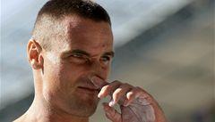 Černý kuň víceboje na HME Šebrle: Zvolnil jsem. Jen čtyři třístovky na krev