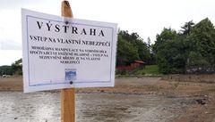 Procházka u Brněnské přehrady? Pozor na miny!