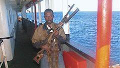 Piráti dostali za řeckou loď výkupné sto milionů