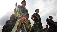 Filipíny bojují s teroristy, střety už si vyžádaly 43 životů