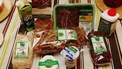 Biopotraviny mohou svádět k větším porcím, budí totiž zdání dietnosti