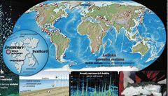 Vědce straší metanové bubliny